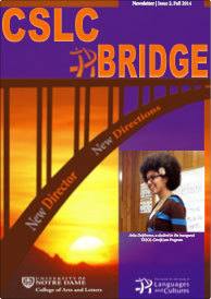 CSLC Bridge Newsletter 2013-2014