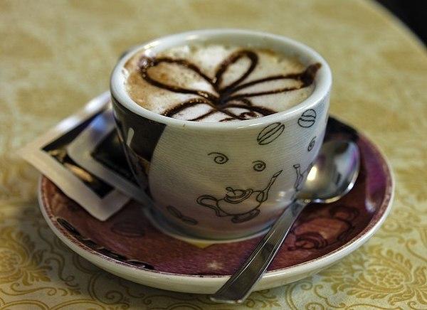 128px espresso e Cappuccino
